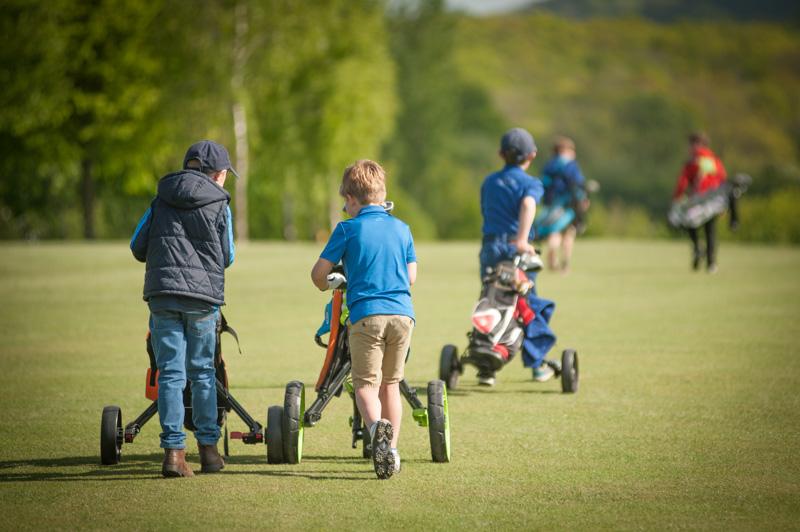 Junior Golf May 2017