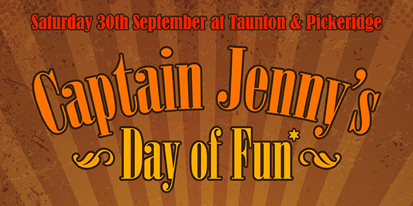 Captain Jenny's Day of Fun