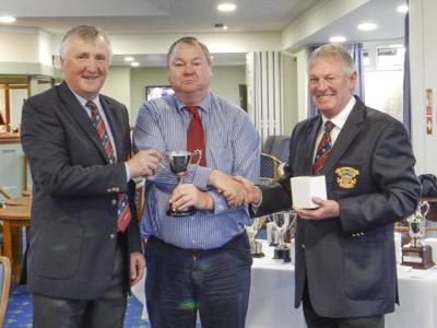 Seniors Trophy Presentations 2018