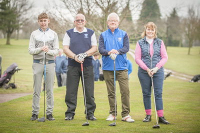Drive-In Raises £729 for Captains' Charity