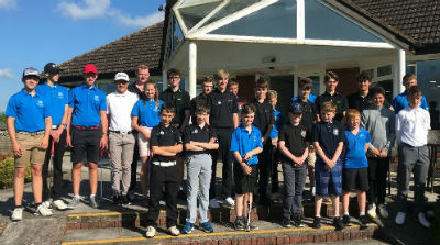 Somerset Junior League – T&P Juniors win the home leg!