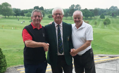 Captain's Day Raises Over £800.00 for Parkinson's South-West