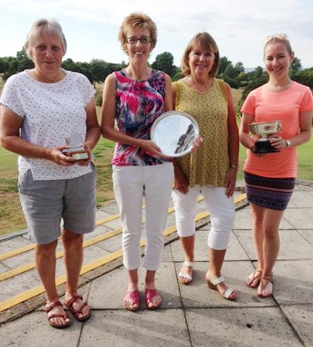 Ladies' Club Championship 2018 Results